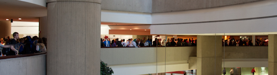 Super Long Registration Line for Youmacon