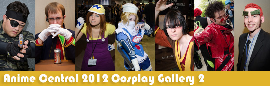 Anime Central 2012 Gallery 2