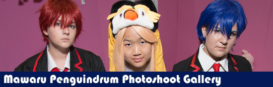Mawaru Penguindrum Cosplay Gallery